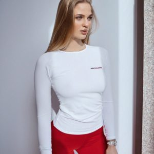 Рашгард pro collection White